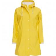 Weather Report Petra Rain Jacket, women, yellow
