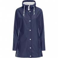 Weather Report Petra Rain Jacket, women, navy