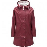 Weather Report Petra Rain Jacket, women, maroon