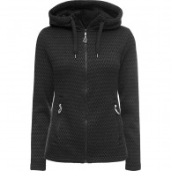 Weather Report Camilla Fleecejacket, women, black