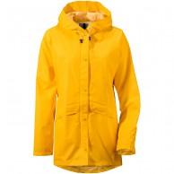 Didriksons Avon Jacket, women, yellow