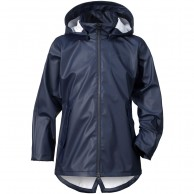 Didriksons Tia Galon, Rain jacket, navy
