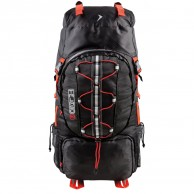 4F/Outhorn Talaso 80, Mountain Backpack, 80 Litre, black/red