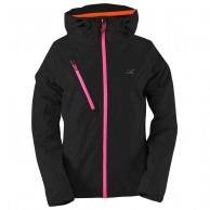 2117 of Sweden Götene, Rain Jacket, women, black