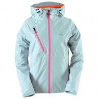 2117 of Sweden Götene, Rain Jacket, women, aqua