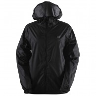 2117 of Sweden Vedum, Rain Jacket, women, black