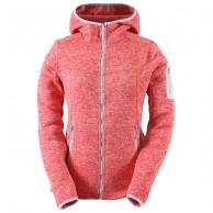 2117 of Sweden Heden womens fleece jacket, pink