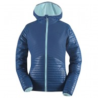 2117 of Sweden Hybo, jacket, women, blue
