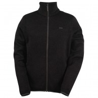 2117 of Sweden Tobo mens fleece jacket, black