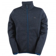 2117 of Sweden Tobo mens fleece jacket, navy