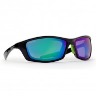 Demon Aspen Outdoor sunglasses, black/green