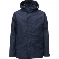 Weather Report Otto, rainjacket, mens, navy
