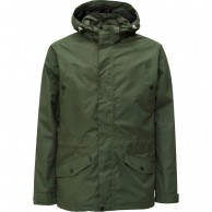 Weather Report Otto, rainjacket, mens, green