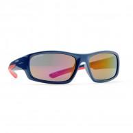 Demon Kid 6 Junior, sunglasses for kids, Blue / Smoke