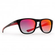Demon Trend sport sunglasses, black/red
