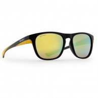 Demon Trend sport sunglasses, black/yellow