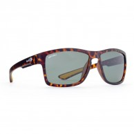 Demon Psquare Polarized sunglasses, brown