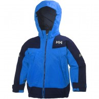 Helly Hansen K Velocity jacket, junior, blue