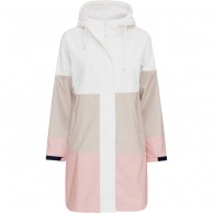 Weather Report Greda Rain Jacket, women, shell pink