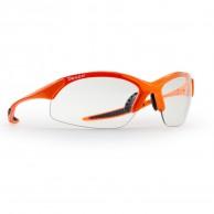 Demon 832 Photochromatic sunglasses, orange/smoke