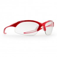 Demon 832 Photochromatic sunglasses, red/smoke