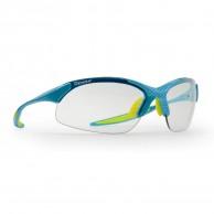 Demon 832 Photochromatic sunglasses, carbon blue/smoke