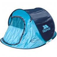 Trespass Swift200 Pop-up tent, turquoise