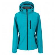 Trespass Bela II, womens softshell jacket, marine