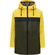 Weather Report Edmund, rainjacket, mens, mud