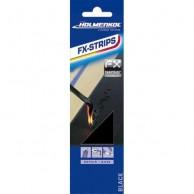Holmenkol FX Strips, 5 pcs, svart