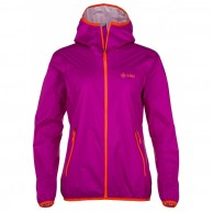 Kilpi Hurricane-W rainjacket, women, violet