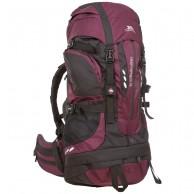 Trespass Troposphere Backpack, 65L, blackberry