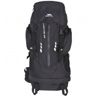Trespass Stratos Backpack, 65L, black