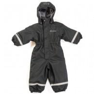 Hulabalu Orion Snowsuit, Black/Asphalt