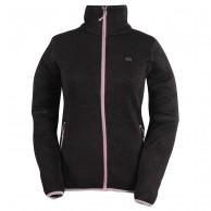 2117 of Sweden Tobo womens fleece jacket, black