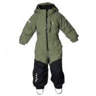 Isbjörn Penguin Snowsuit, moss