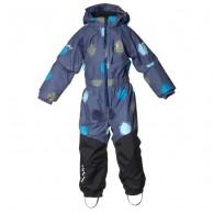 Isbjörn Penguin Snowsuit, denim