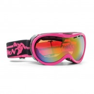 Demon Bubble OTG ski goggle, fuscia