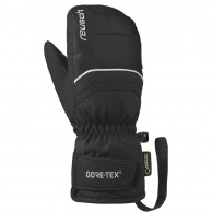 Reusch Tommy GTX Velcro mitten, Junior, black