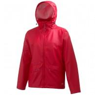 Helly Hansen Voss rain Jacket, mens, red