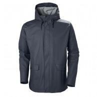 Helly Hansen Lerwick, mens rain Jacket, navy