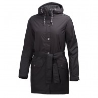 Helly Hansen W Lyness Insulated Coat, women, black
