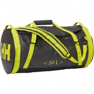 Helly Hansen HH Duffel Bag 2 50L, ebony/yellow