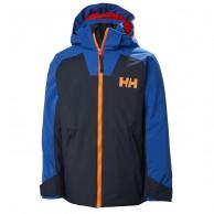 Helly Hansen Twister skijacket, junior, navy