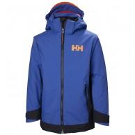 Helly Hansen Hillside skijacket, junior, olympian blue