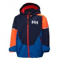 Helly Hansen Rider Ins jacket, kids, evening blue