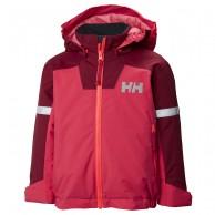 Helly Hansen Legend Ins jacket, kids, goji berry