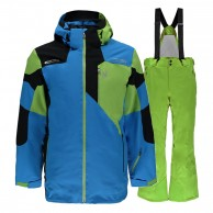 Spyder Vyper Ski set, men, blue