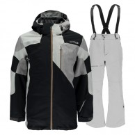 Spyder Vyper/Propulsion Tailored Ski set, men, grey