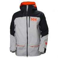 Helly Hansen 2.0 Ridge Shell Jacke, men, grey/black